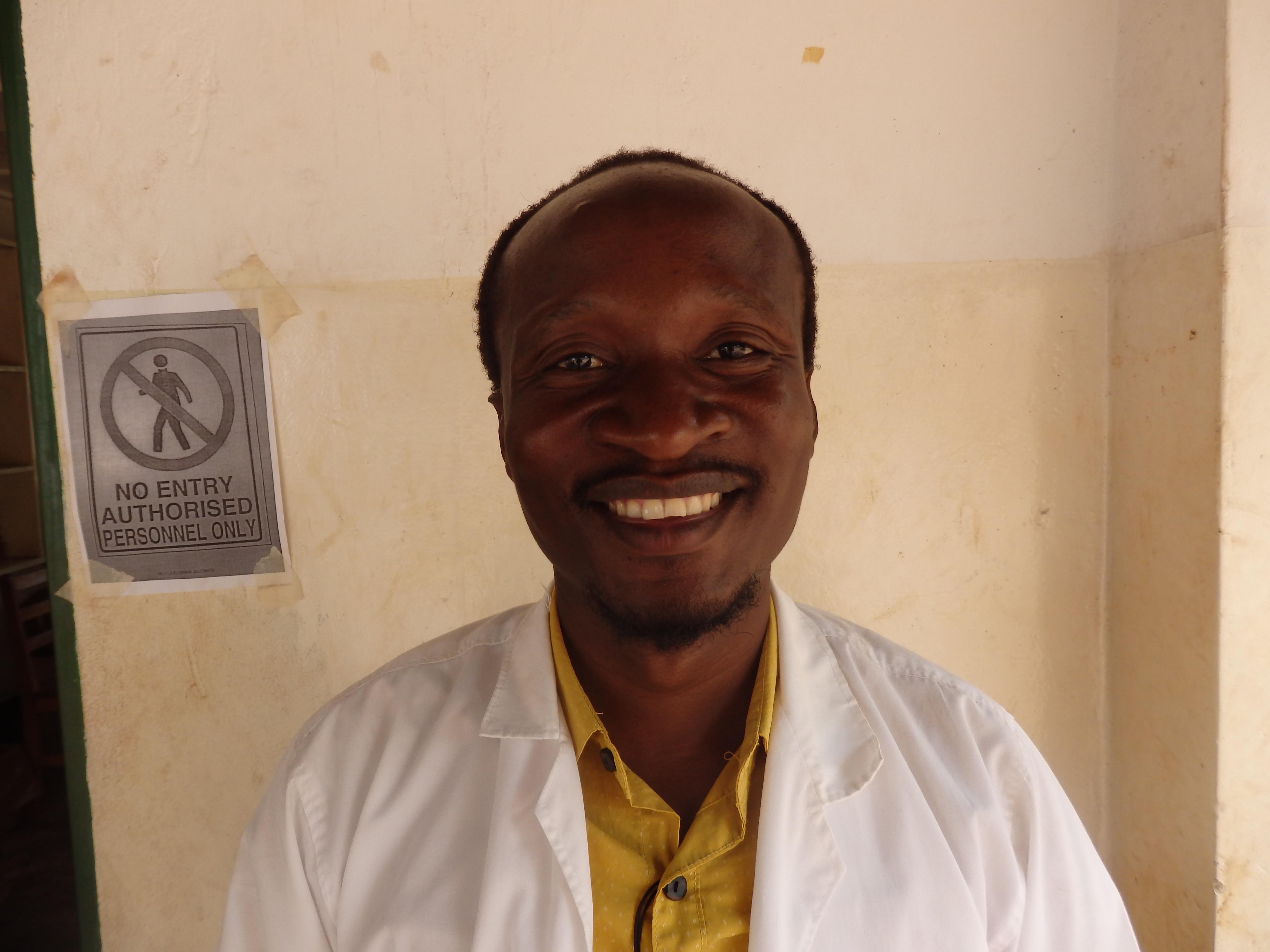 Nelson Masereka