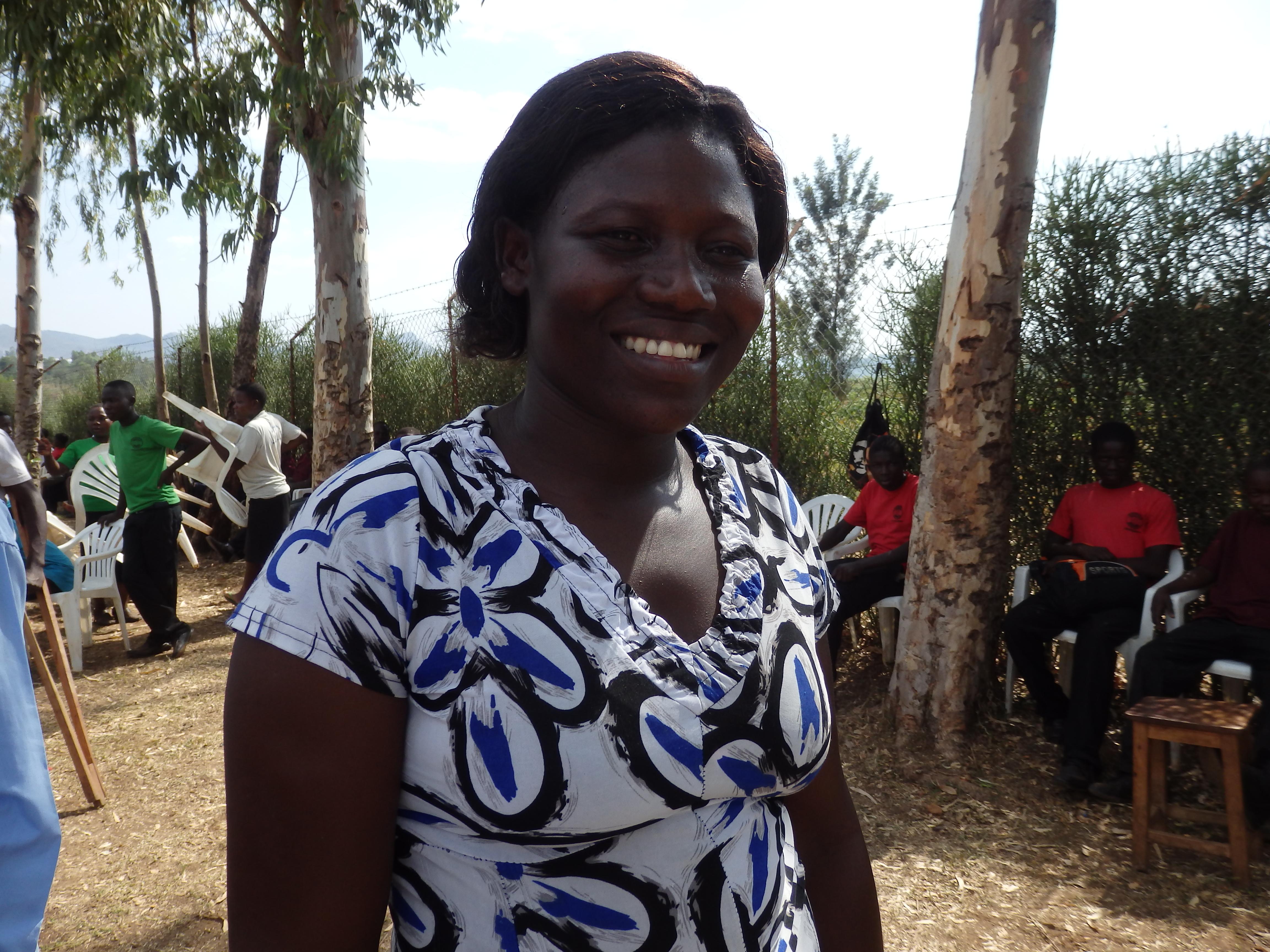Frances Awori