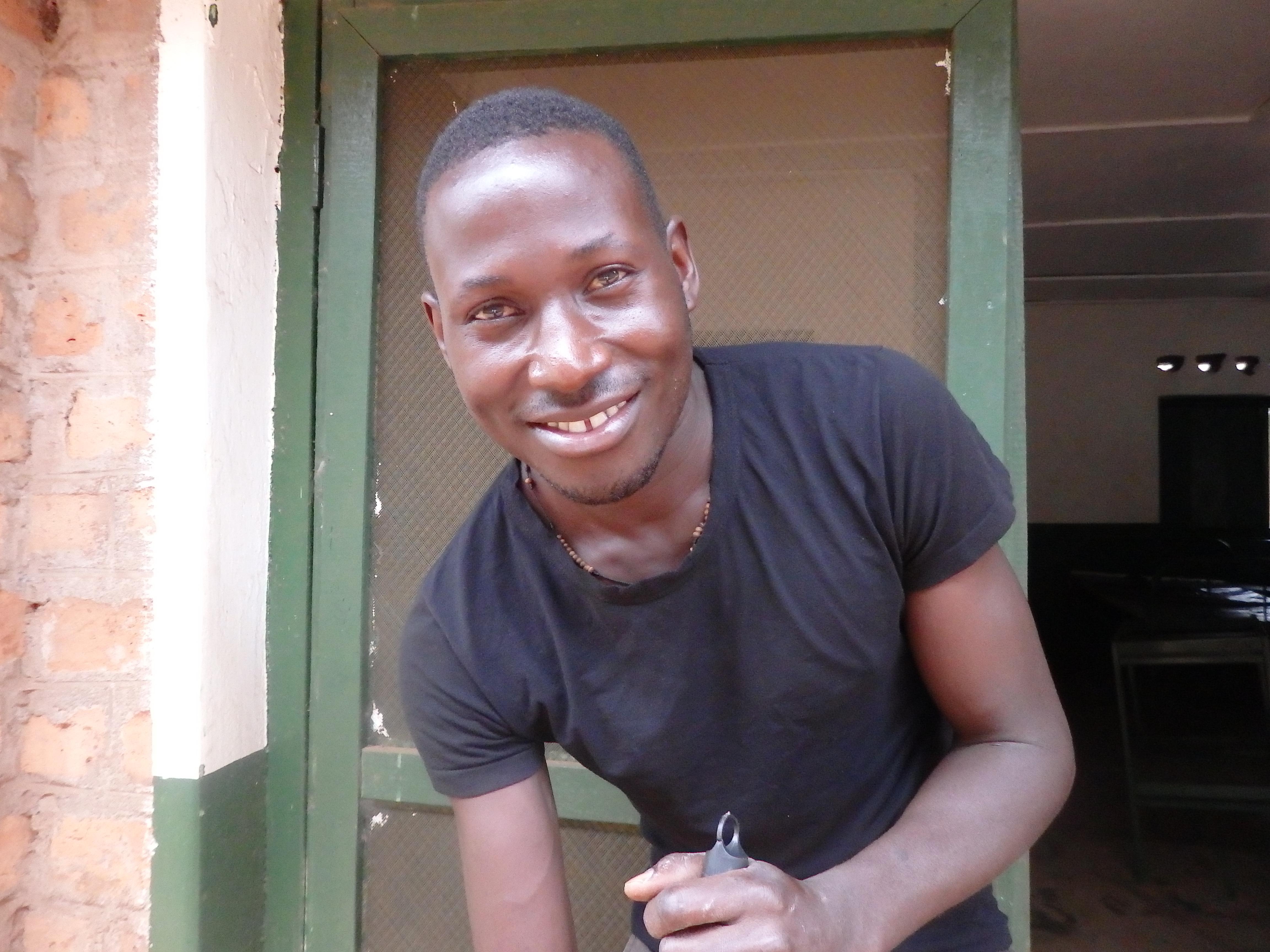 Peter Muhumuza