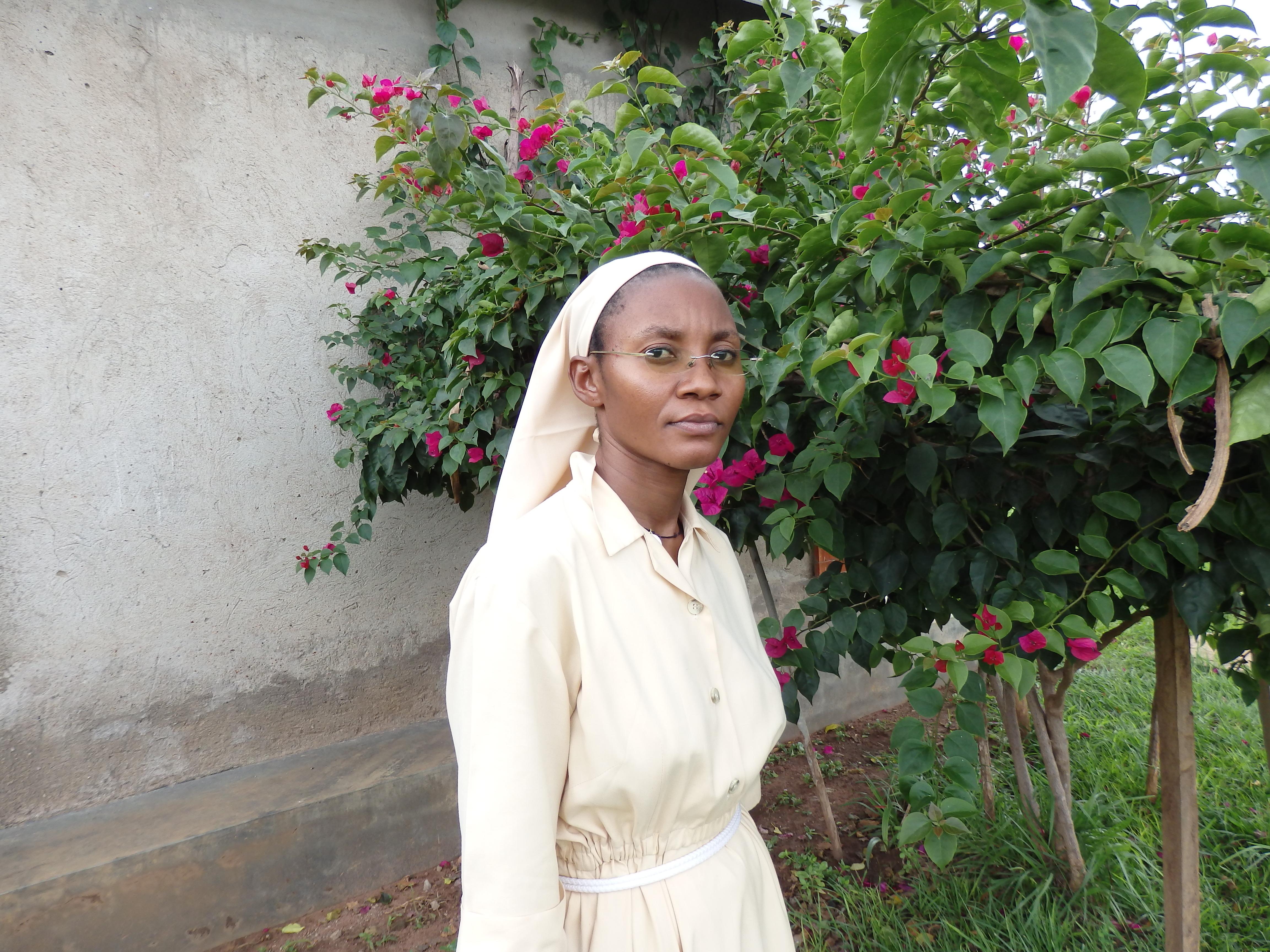 Sr. Bernadette Lutaaya