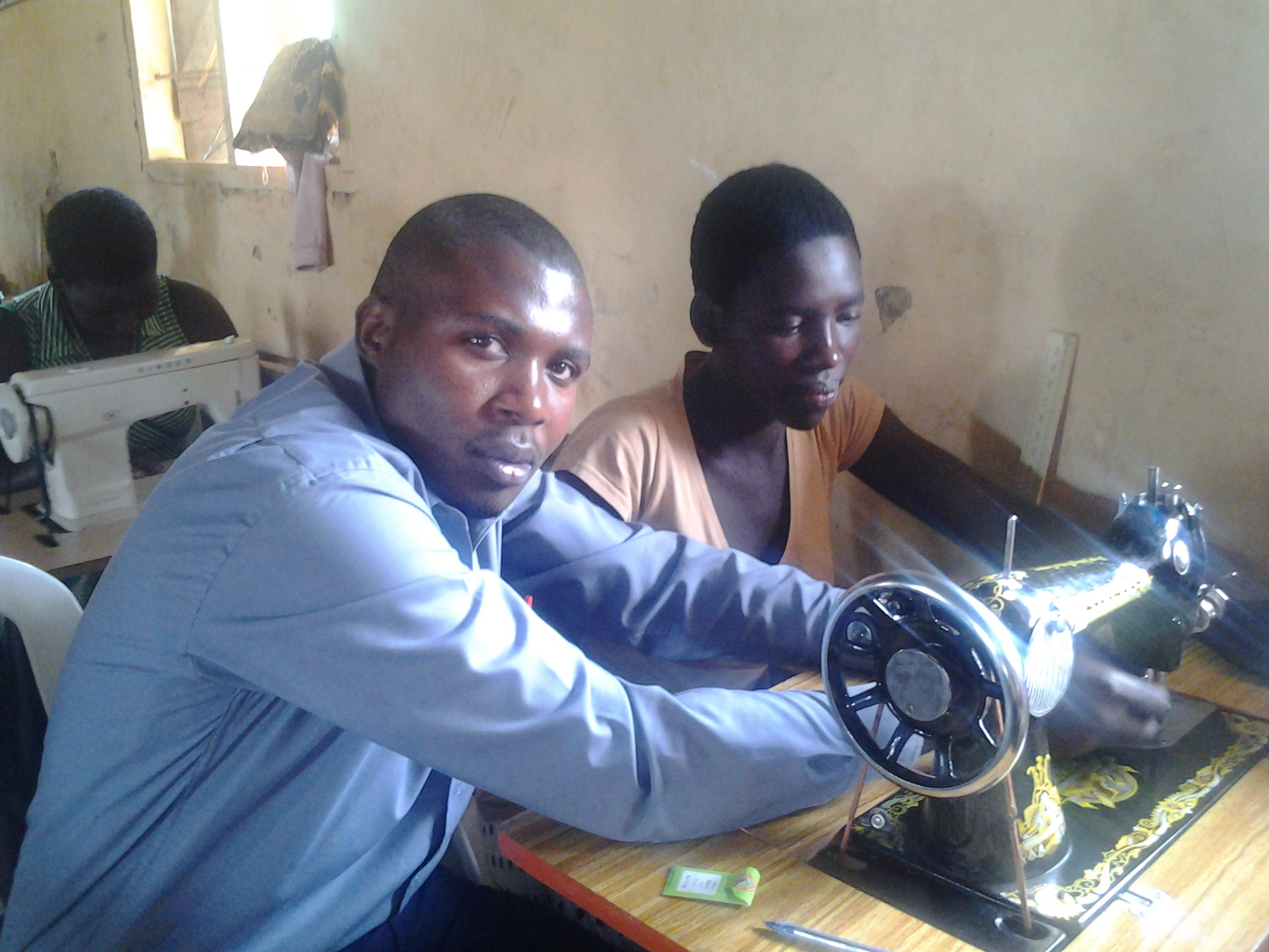 Geoffrey Muhindo
