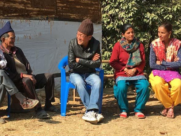 Gorkha Community Members