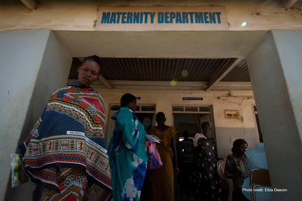 maternity department