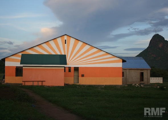 mama kevina school in uganda