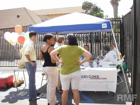 registration for health fair