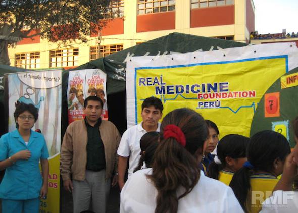 listening to health information
