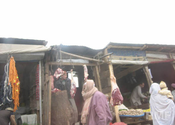 pakistan outdoor marketplace
