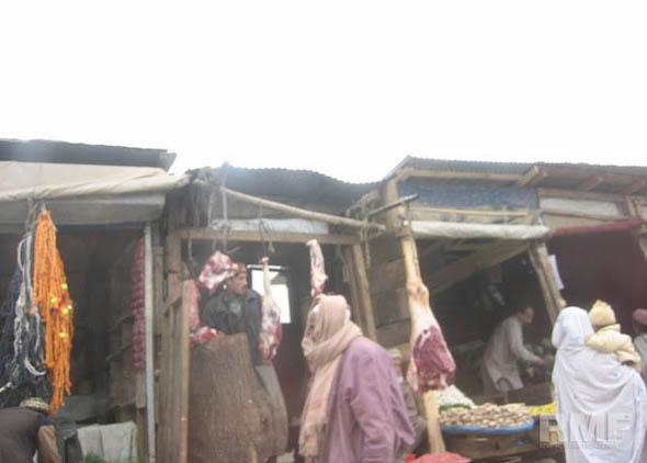 pakistan outdoor marketplace