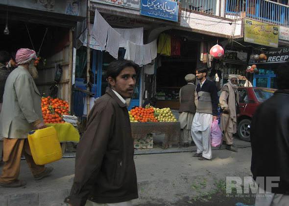 outdoor pakistan marketplace