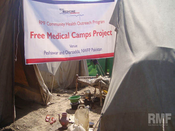 promotional sign in tents