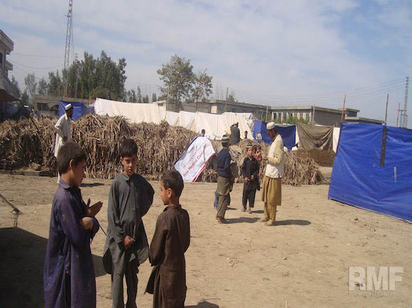 medical camps in the dessert