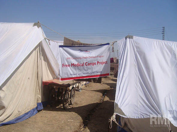tents in pakistan