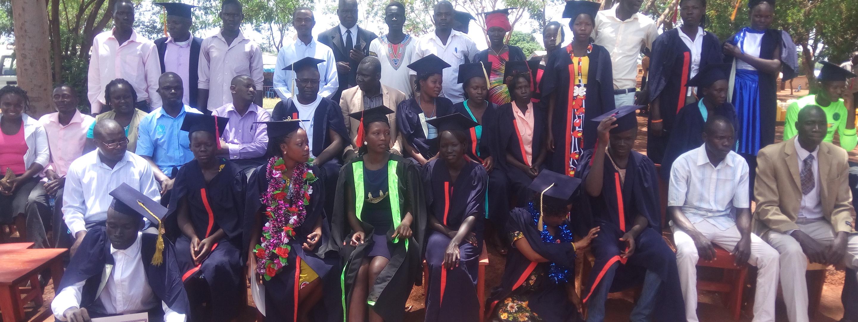 graduation in kiryandongo refugee settlement