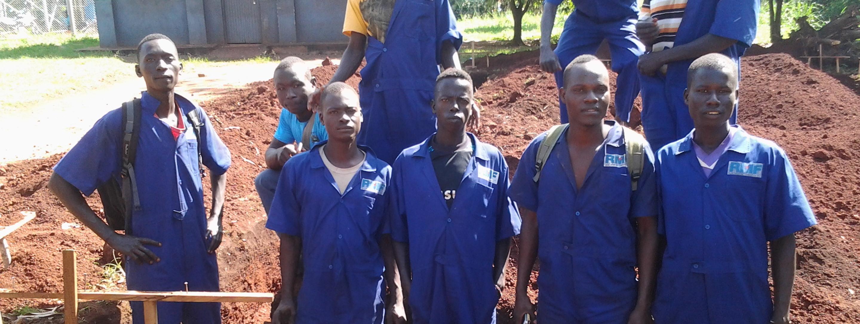 Tailoring Training Kiryandongo