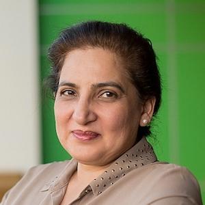 Zubia Mumtaz