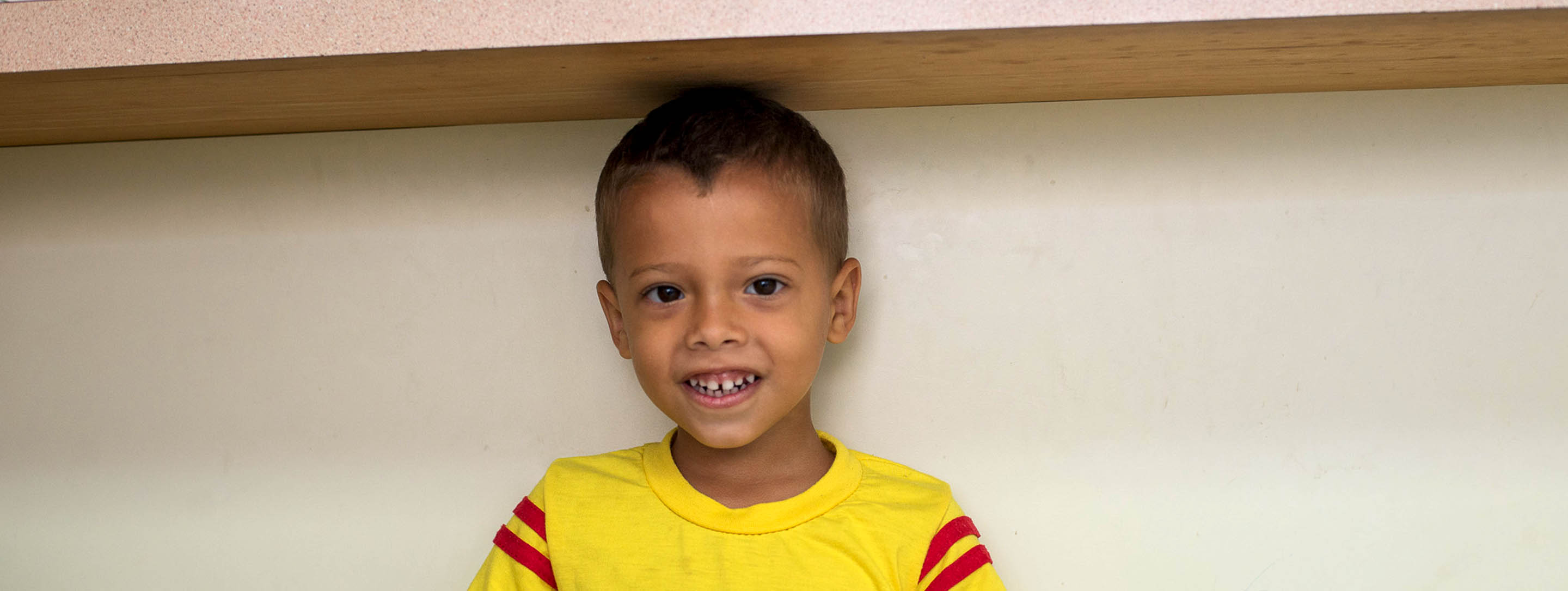puerto rican child affected by hurricane maria